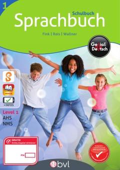 Genial! Deutsch 1 - Sprachbuch: Schulbuch