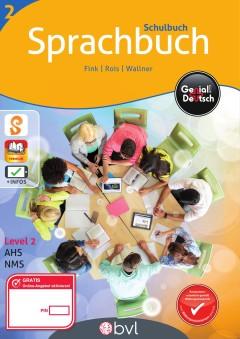 Genial! Deutsch 2 - Sprachbuch: Schulbuch