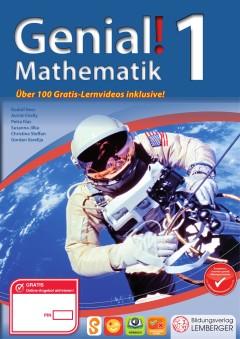 Genial! Mathematik 1 - Schulbuch