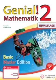 Genial! Mathematik 2 - Übungsteil Basic + Master Edition