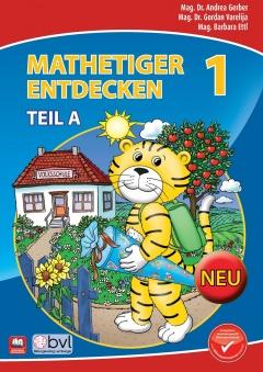 Mathetiger 1 - Schulbuch (SET, 2-teilig)